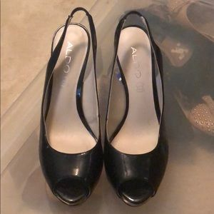 Aldo stilettos! Worn twice! Beautiful shoes
